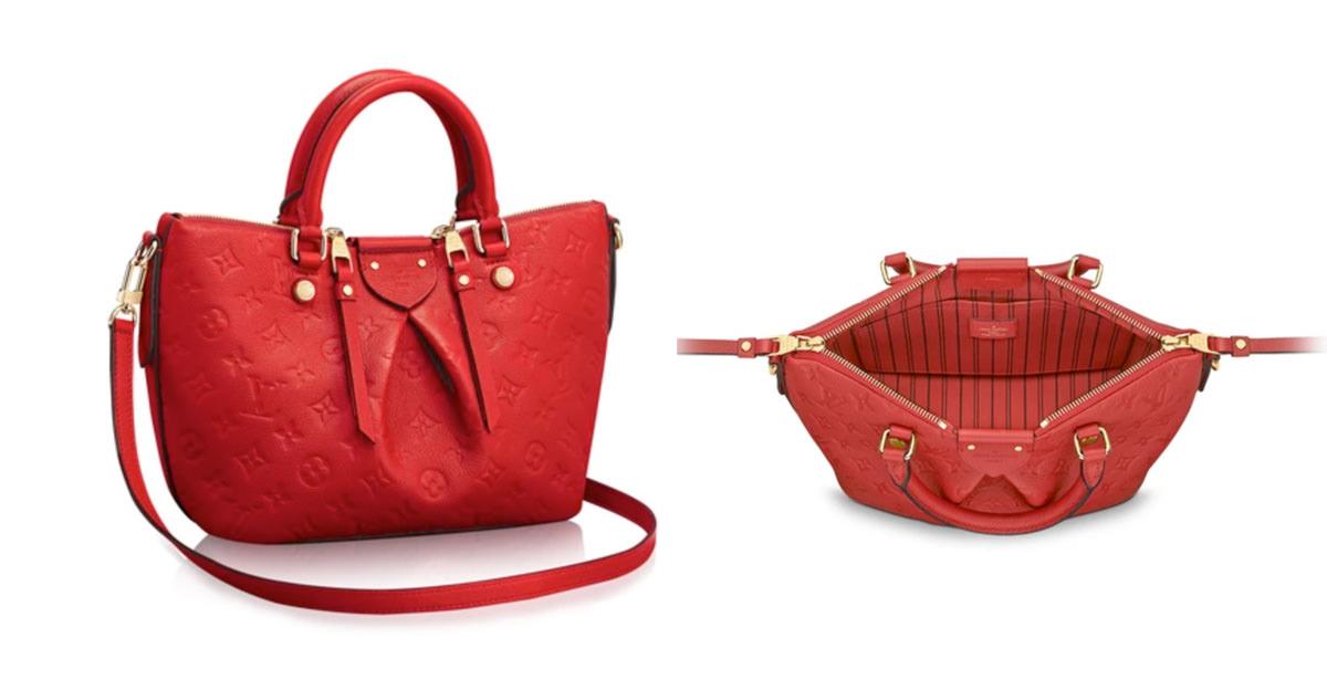 LOUIS VUITTON Mazarine Small Bag