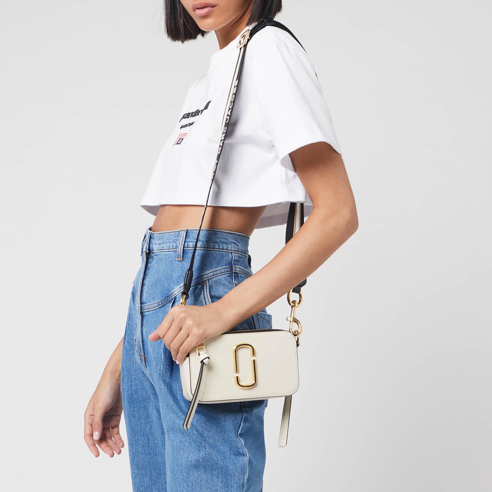 Marc Jacobs Women's Snapshot Cross Body Bag