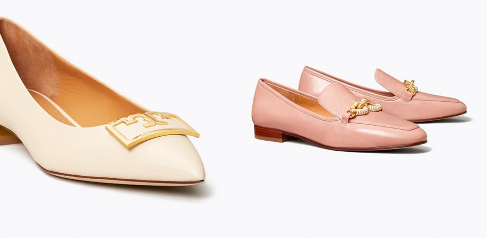 Gigi Pointed-Toe Flat