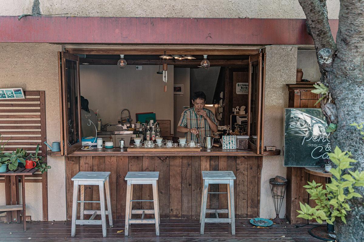 【新北三芝Coffee】我心目中最完美的咖啡廳:芝柏藝術村『Dr.inker 有故事也居』文青又溫暖的咖啡店,手把手教你手沖咖啡!