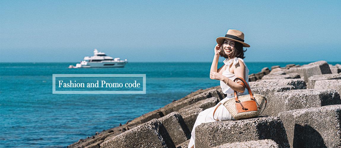 Fashion and promo code