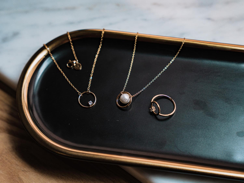 北歐瑞典飾品品牌Marc Mirren開箱!簡約設計的飾品風格,超適合小資女、上班族搭配入手喔!
