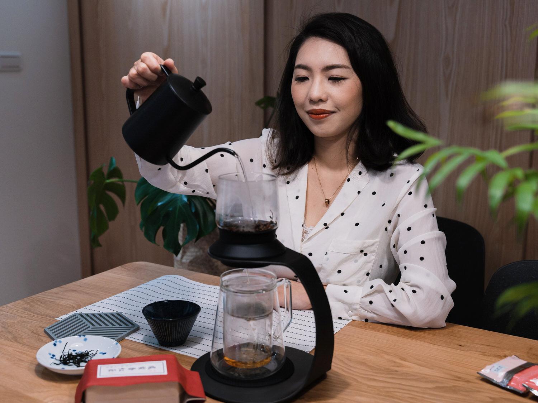 台灣茶路『拎啦!泡茶器』開箱~手殘如我的泡茶初學者,也能輕鬆泡出一杯好茶!