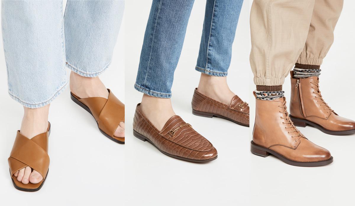Shopbop鞋款低至5折!Sam edelman經典樂福鞋折扣中