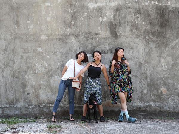 ┃Travel┃三姊妹的旅行-宜蘭羅東:稻民宿、國立傳統藝術中心、佳樂牛排、中興文化創意園區、日暮和風洋食館